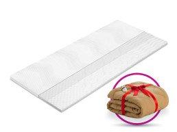 Topper cu 3 zone de confort Silver Plus + CADOU: Patura cu incalzire