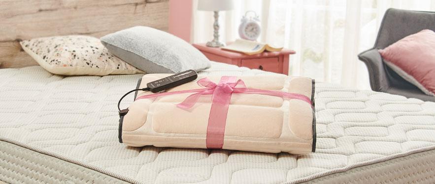 Saltele Dormeo + CADOU Aparat electric pentru masaj.