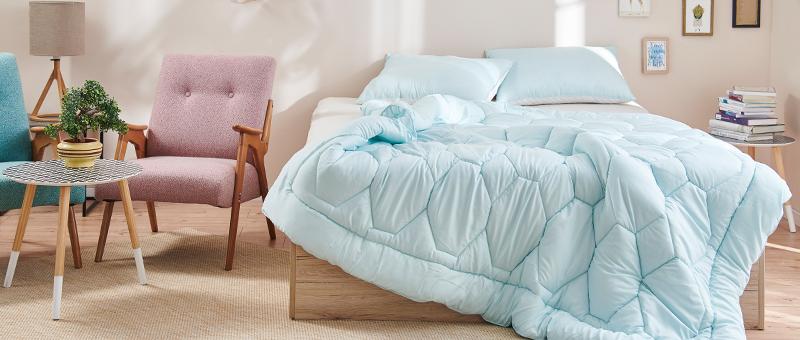 Setul din plapuma si perna Sleep Inspiration, online cu -50% REDUCERE.