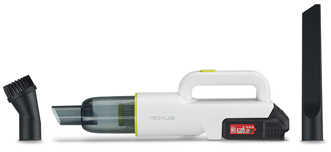 Aspirator manual fara fir Rovus 360