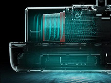 Set de accesorii pentru aspiratorul vertical Rovus Nano UV