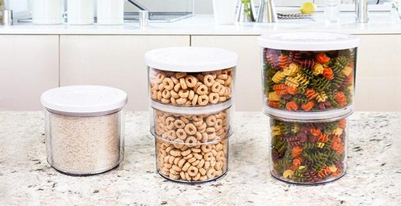 Containerele pliabile Delimano Brava Perfect Pack