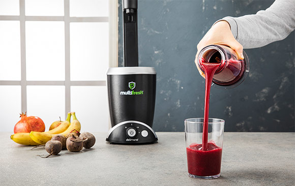 Blender cu functie vacuum Delimano MultiFresh Basic