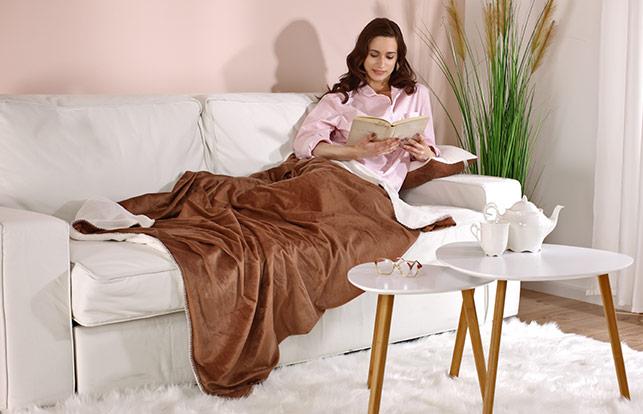 Cuvertura Dormeo Silky Soft