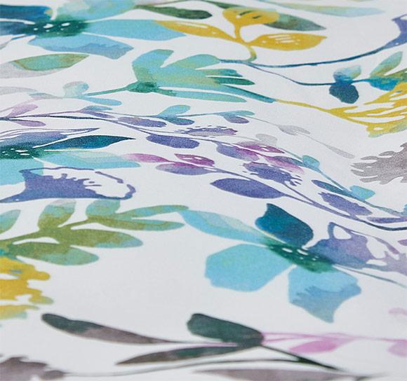 Set lenjerie de pat Dormeo Summerflowers