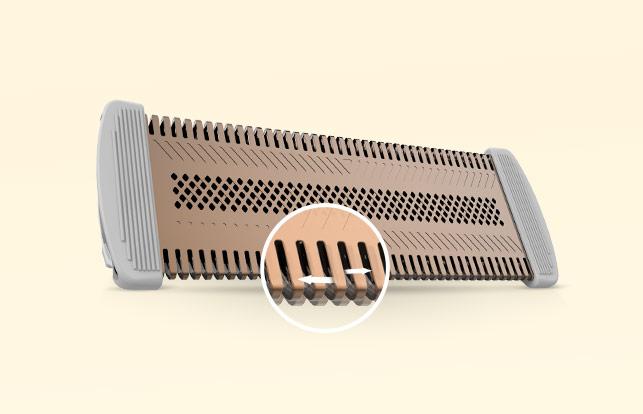 Lama de schimb pentru aparatul de ras Wellneo Supreme Wet&Dry